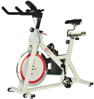 CrystalTec Aerobic Training Exercise Bike / Cycle
