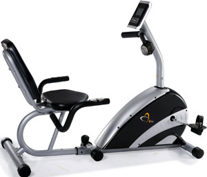 V-fit BST-RC Recumbent Magnetic Cycle