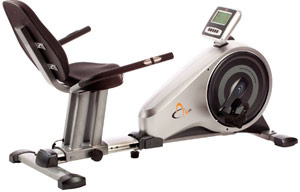 V-fit MPTCR2 Recumbent Magnetic Cycle
