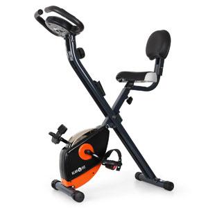 Klarfit X-Bike 700 Foldable Exercise Bicycle