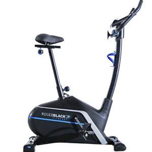 Roger Black Gold Magnetic Home Exercise Bike