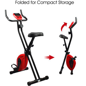 Finether Folding Exercise Bike