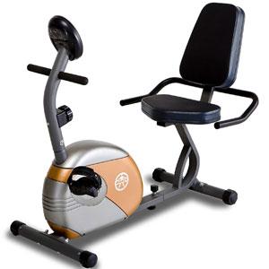 Marcy Recumbent Mag Exercise Bike