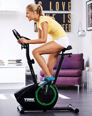 York Active 110 Exercise Bike