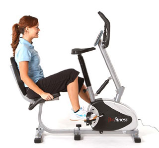 JTX Cyclo-2 Combo Upright and Recumbent Bike
