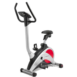 PureFitness & Sports Exercise Bike 12-Programs with Heart Rate Control