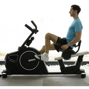 JTX Cyclo-5R Recumbent Exercise Bike