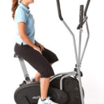 JTX 2-In-1 Cross Trainer and Exercise Bike