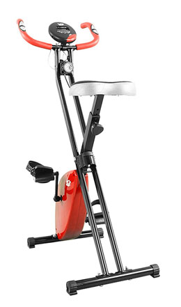 We R Sports Folding Exercise Bike X-Bike