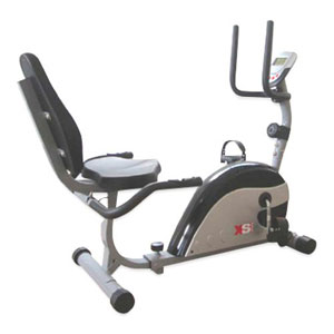 XS Sports Recumbent Exercise Bike