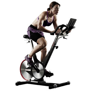 Keiser M3i Black Indoor Studio Bike