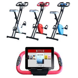 Vivo X-Trainer Folding Exercise Bike