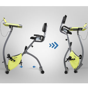 INTEY Exercise Bike For Home