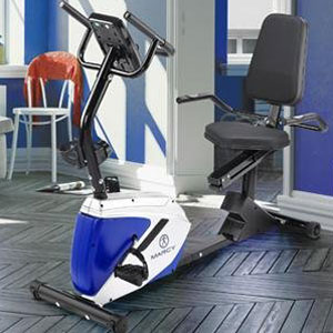 Marcy Azure RB1016 Recumbent Exercise Bike