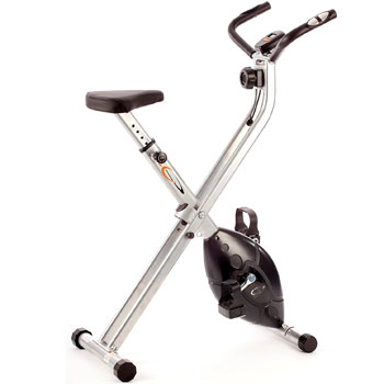 V-fit MXC1 folding exercise bike